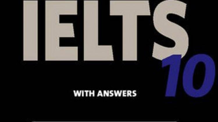 หนังสือออกใหม่ Cambridge IELTS 10